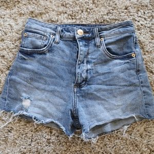 STS Blue Denim Shorts
